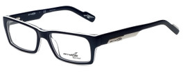 Arnette Designer Reading Glasses 7039-1097 in Dark Blue White 49mm