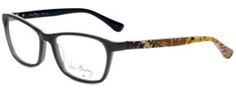 Vera Bradley Designer Eyeglasses Clara-PFE in Painted Feathers 54mm :: Rx Bi-Focal