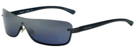 Woolrich Horizon Designer Sunglasses in Dark Grey with Grey Lens