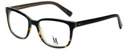 Isaac Mizrahi Designer Reading Glasses M501-02 in Tortoise 53mm