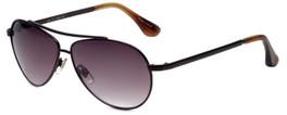 Isaac Mizrahi Designer Sunglasses IM16-20 in Dark Bronze with Rose Lens