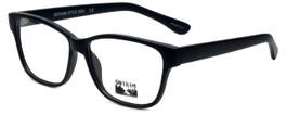 Gotham Style Designer Reading Glasses GS234-MBLK in Matte Black 56mm
