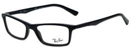 Ray-Ban Designer Reading Glasses RB5284-2000 in Black 52mm