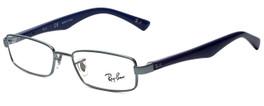 Ray-Ban Designer Reading Glasses RB6192-2507 in Blue 50mm