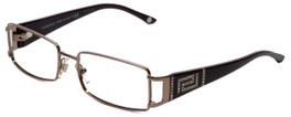 Versace Designer Eyeglasses 1163B-1333 in Plum 52mm :: Rx Bi-Focal