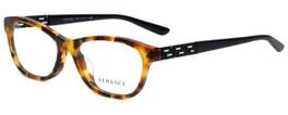 Versace Designer Eyeglasses 3212B-5119 in Havana 54mm :: Rx Bi-Focal