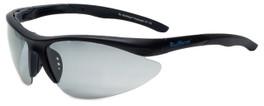 BluWater Polarized Islanders 2 in Black with Photochromatic Grey Lens
