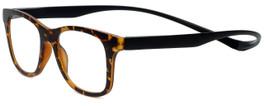 Magz Designer Eyeglasses Chelsea in Tortoise 50mm :: Rx Single Vision