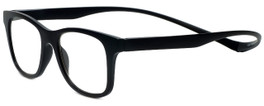 Magz Designer Eyeglasses Chelsea in Black 50mm :: Rx Bi-Focal