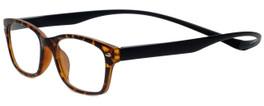 Magz Designer Eyeglasses Greenwich in Tortoise 50mm :: Rx Bi-Focal