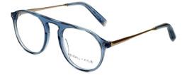Kendall + Kylie Designer Eyeglasses Audrey KKO104-467 in Blue 50mm :: Custom Left & Right Lens