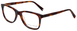 Kendall + Kylie Designer Eyeglasses GiaKKO121-215 in Dark Tortoise 53mm :: Custom Left & Right Lens