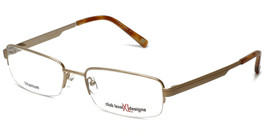 Silver Dollar Designer Reading Glasses CLD-944 in Yellow Gold 59mm