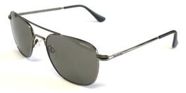 Randolph AF5R411 55 mm Aviator Sunglasses in Gun-Metal & Grey