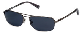 Kenneth Cole Designer Sunglasses KC7004-08A in Gunmetal Frame with Grey Lens