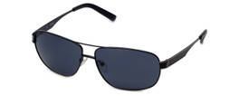 Guess  Designer Sunglasses GU6667 in Black Frame with Grey Lens