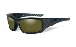 Wiley X Arrow in Matte-Black & Polarized Yellow Lens