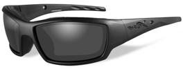 Wiley X Tide in Matte-Black & Grey Lens