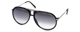 Carrera 56-RMGIC Sunglasses in Black with Grey Gradient Lens