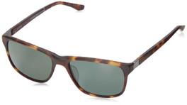 Spine Optics Designer Sunglasses SP7005-104 in Tortoise with Polarized Grey Tint 59mm