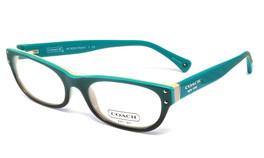 Coach Designer Eyeglasses 6034-5099 :: Custom Left & Right Lens