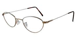 Marcolin Designer Eyeglasses 6395 in Bronze :: Custom Left & Right Lens