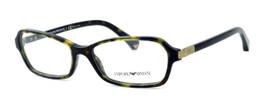 Emporio Armani Designer Eyeglasses EA3009-5026 in Tortoise :: Custom Left & Right Lens
