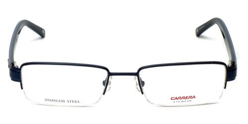 5c35dcfb6191 Carrera Designer Eyeglasses CA7585-1P6 in Matte Blue 52mm    Custom Left    Right ...