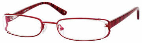 Seventeen Designer Eyeglasses 5308 in Burgundy :: Rx Single Vision
