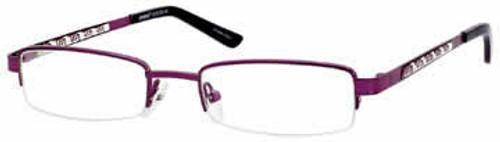 Seventeen Designer Eyeglasses 5310 in Purple :: Rx Single Vision