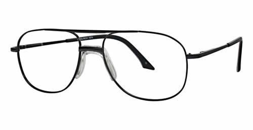 Woolrich Designer Eyeglasses 7874 in Black 56MM :: Rx Single Vision