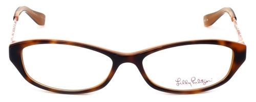 4107f13ec9 ... Lilly Pulitzer Designer Eyeglasses Avaline in Havana 53mm    Rx Single  Vision ...