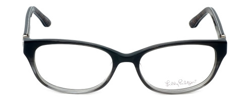 838510c01ff ... Lilly Pulitzer Designer Reading Glasses Sloane in Black 52mm ...