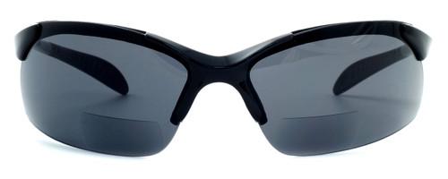 Black Frame & Grey Lens (FRONT)