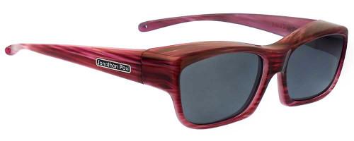 Jonathan Paul® Fitovers Eyewear Kids Extra-Small Coolaroo in Licorice & Gray CL002