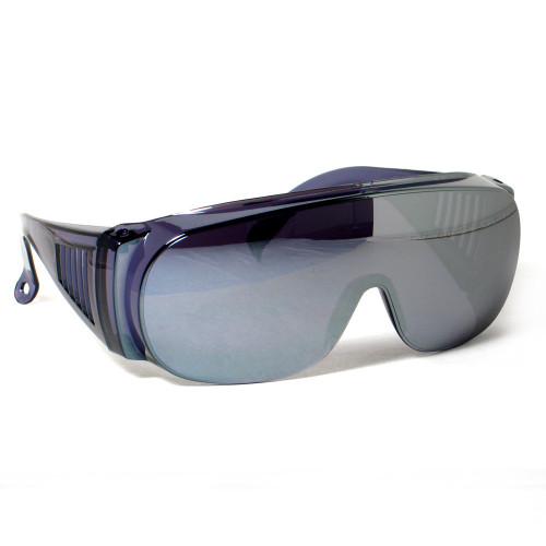 CALABRIA 1003M Economy Fitover with UV PROTECTION IN SILVER MIRROR
