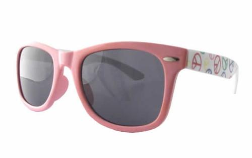 Calabria Kids Designer Sunglasses 6705AF in Pink