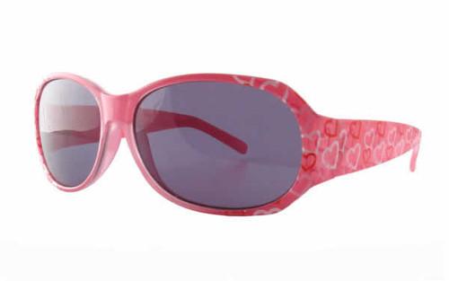 Calabria Kids Designer Sunglasses 6731AF in Pink