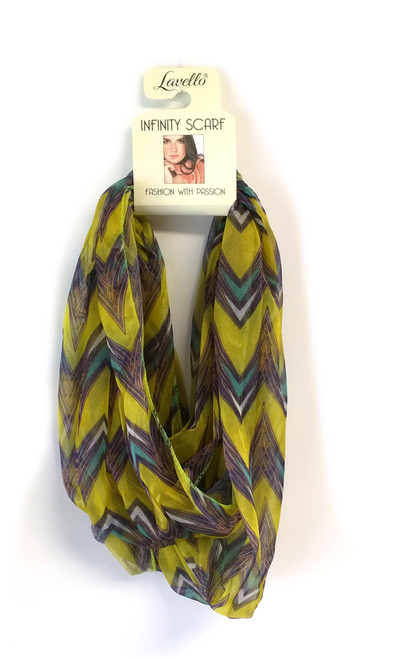 Lavello Infinity Fashion Scarf Style 1
