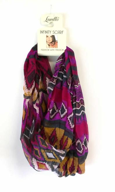 Lavello Infinity Fashion Scarf Style 16