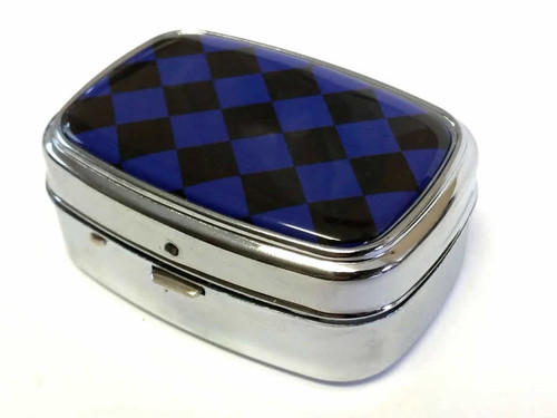 Elite Light Up Portable Pill Box in Style 9