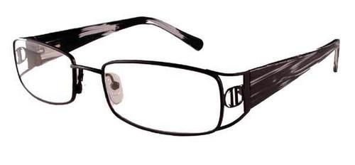 Calabria Designer Reading Glasses 826 Black
