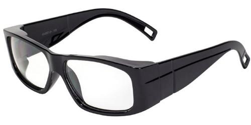 Global Vision Eyewear RX Safety Series IROP8 in Black
