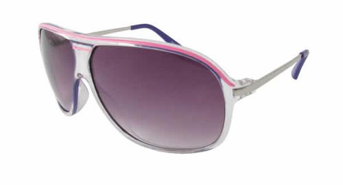 Calabria Fashion Sunglasses That 70s in Purple