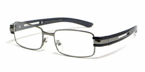 Calabria Fashion Sunglasses Calabria Opti 3427 in Black/Grey
