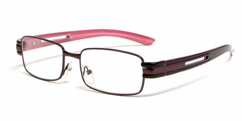 Calabria Fashion Sunglasses Calabria Opti 3427 in Burgundy/Pink