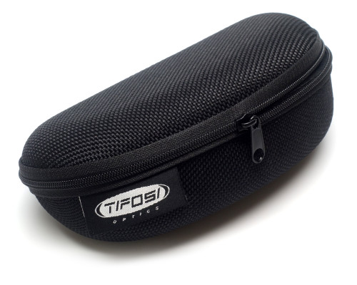 Included Tifosi Zippered Hard Case