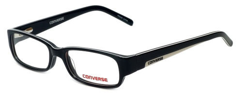 Converse Designer Reading Glasses At The Wheel in Black 47mm