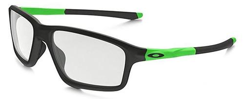 8dfe6ddc95df coupon for oakley designer eyeglasses crosslink zero ox8076 05 in matte  black 56mm custom left 0fb00