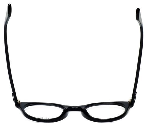 cb6263888b ... Ray-Ban Designer Eyeglasses RB2180V-2000 in Black 47mm    Rx Single  Vision ...